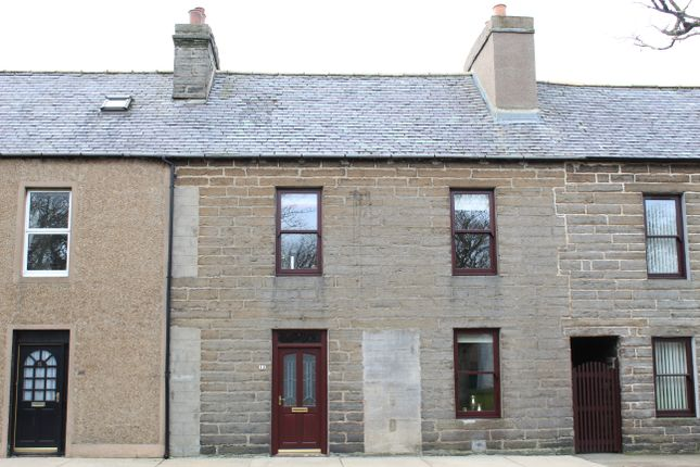Thumbnail Terraced house for sale in Argyle Square, Wick