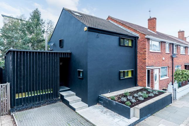 Thumbnail Semi-detached house for sale in Somerton Road, London