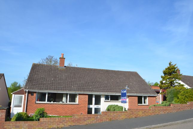 Thumbnail Bungalow to rent in Broadparks Avenue, Pinhoe, Exeter
