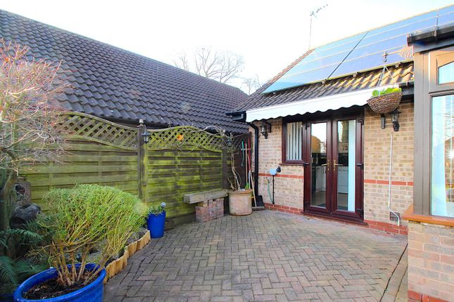 Rear Courtyard of Meadow View, Botcheston, Leicester LE9