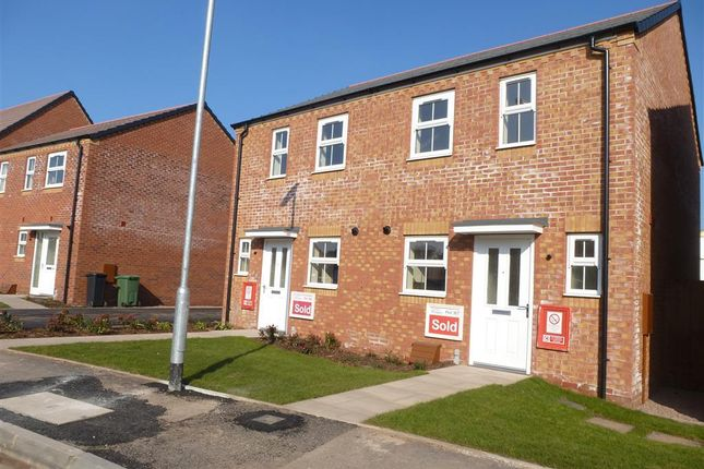 Thumbnail Semi-detached house to rent in Northumberland Way, Walsall