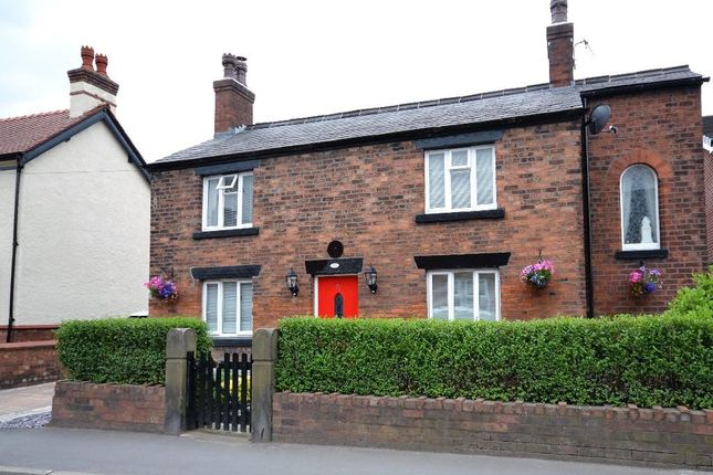 Thumbnail Detached house for sale in Station Road, Croston