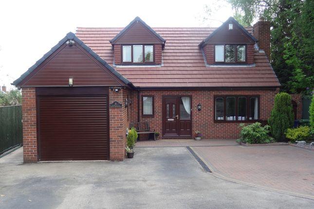 Thumbnail Detached house for sale in Poplar Drive, Meir Heath