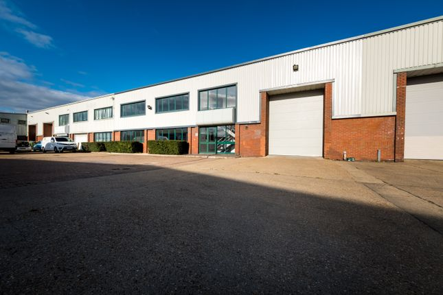 Thumbnail Warehouse to let in 9 Waverley Industrial Park, Hailsham Drive, Harrow