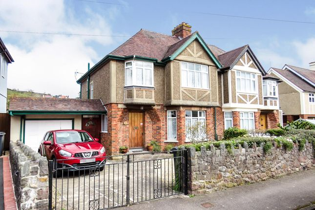 3 bed semi-detached house for sale in Lower Park, Minehead TA24
