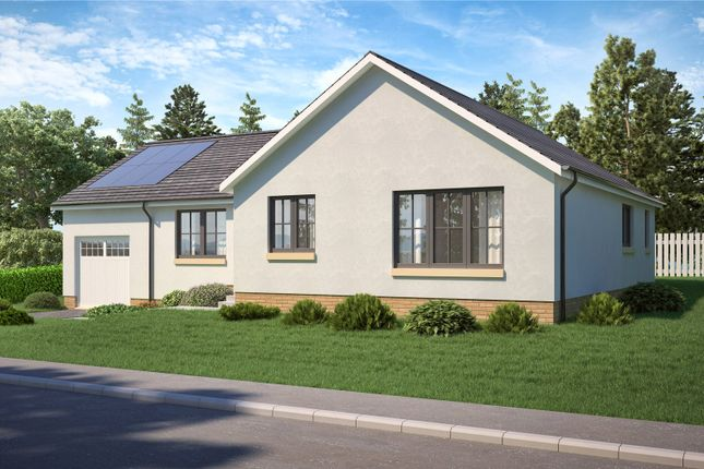 Thumbnail 3 bed detached bungalow for sale in The Aberdour, Maple Grove, James Street, Blairgowrie, Perth And Kinross