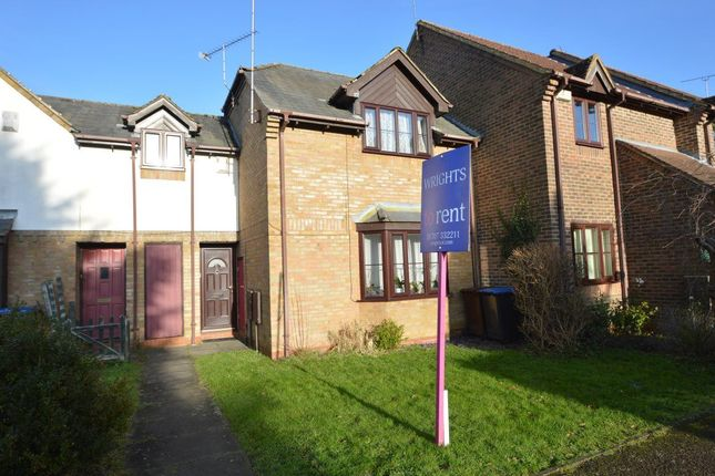 Thumbnail Property to rent in Mardleybury Road, Woolmer Green, Knebworth