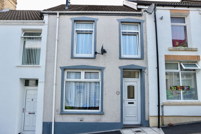 Thumbnail Terraced house for sale in Brynglas Street, Penydarren, Merthyr Tydfil