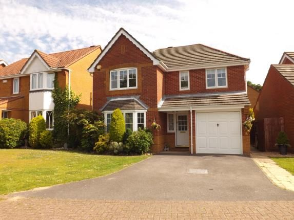Thumbnail Detached house for sale in Whiteley, Fareham, Hampshire