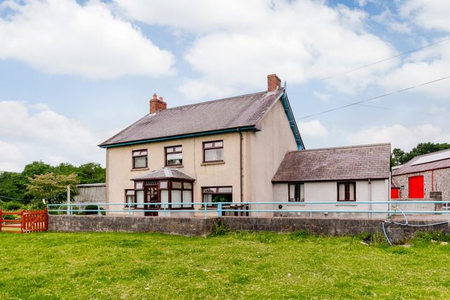 Thumbnail Commercial property for sale in Llandovery, Cilycwm, Carmarthenshire