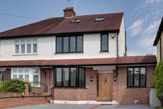 Thumbnail Semi-detached house for sale in Common Lane, New Haw, Addlestone