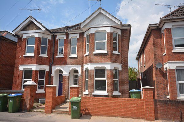 Thumbnail Semi-detached house for sale in Newcombe Road, The Polygon, Southampton, Hampshire