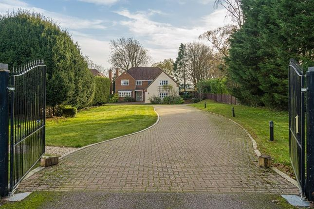 Thumbnail Detached house for sale in Spring Lane, Great Horwood, Milton Keynes
