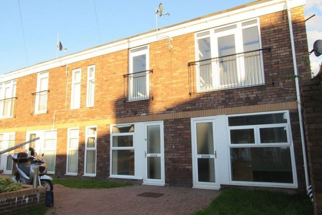 Thumbnail Terraced house for sale in Fern Street, Canton, Cardiff