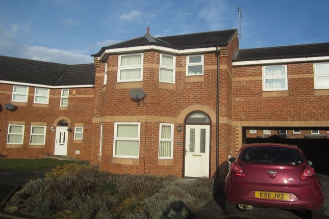 Thumbnail Room to rent in Herbert Swindells Close, Crewe