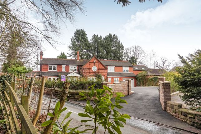 Thumbnail Property for sale in Station Road, Barlaston