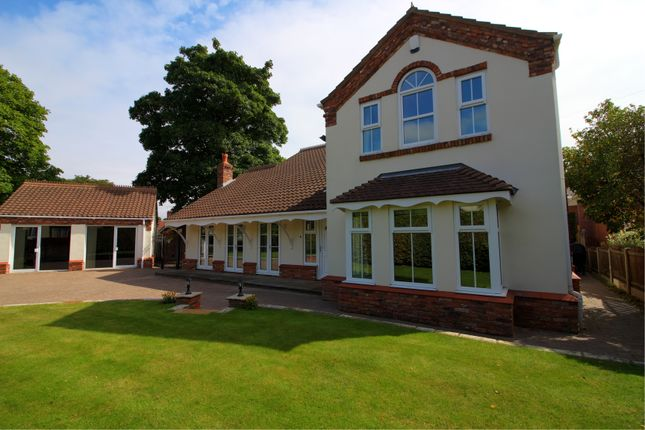 Thumbnail Detached house for sale in The Meadow, Park Drive, Sprotbrough, Doncaster