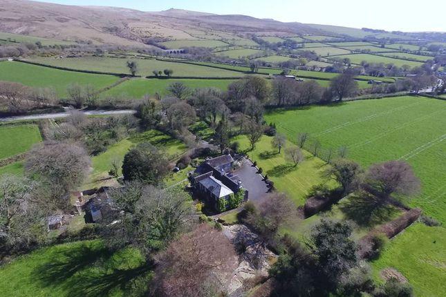 Thumbnail Country house for sale in Sourton, Okehampton