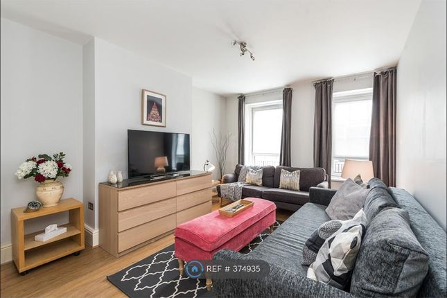 Thumbnail Flat to rent in Stoddart House (The Cricketers), London