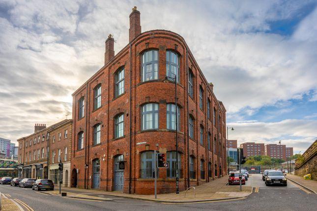 1 bed flat for sale in Wellington Street, Gateshead NE8