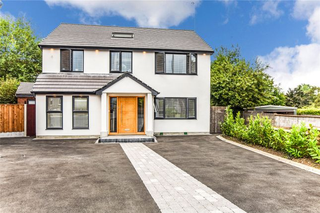 Thumbnail Detached house for sale in Cartmel Close, Unsworth, Bury., Lancs.