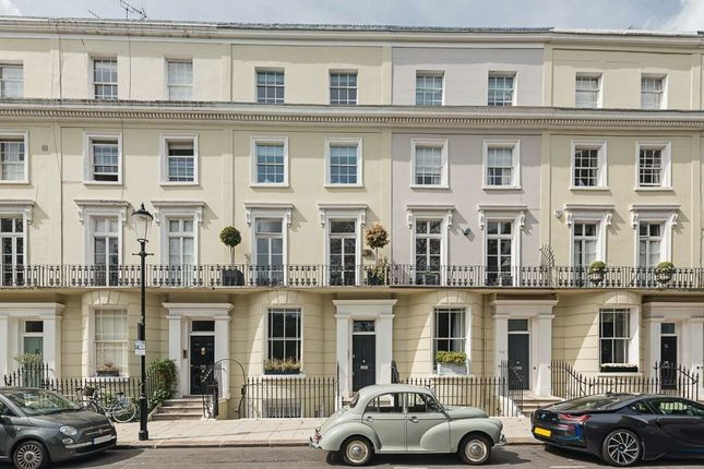 Thumbnail Flat to rent in Norland Square, London