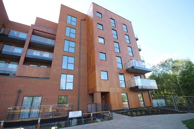 Thumbnail Flat to rent in South Road, Erith