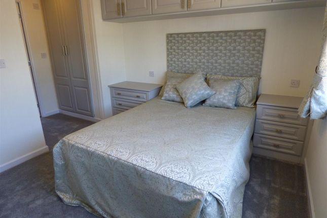 Master Bedroom of Severn Bridge Park Homes, Beachley, Chepstow NP16