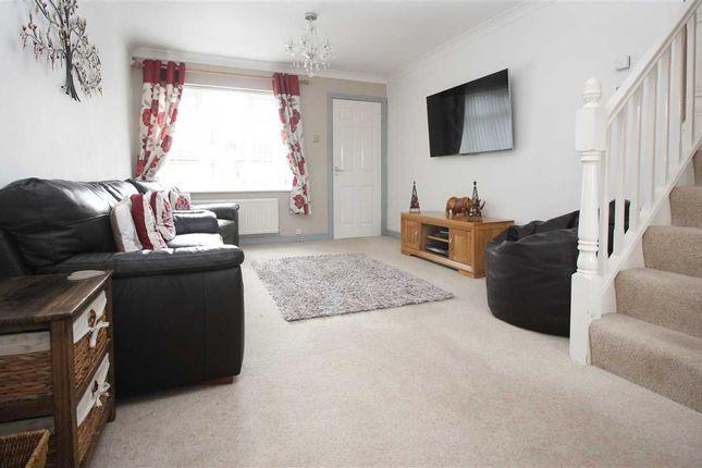 Living Room of Millbrook Road, Northburn Edge, Cramlington NE23