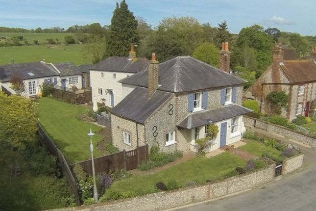 Thumbnail Detached house for sale in School Hill, Slindon, Arundel