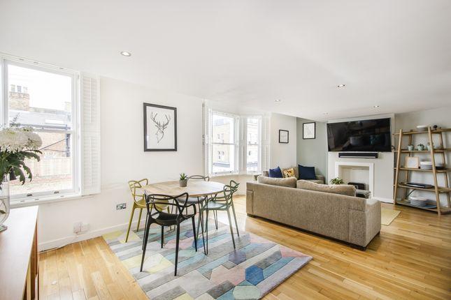 Thumbnail Maisonette to rent in Shelgate Road, London