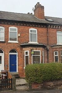 Thumbnail Semi-detached house to rent in Talbot Road, Fallowfield, Manchester