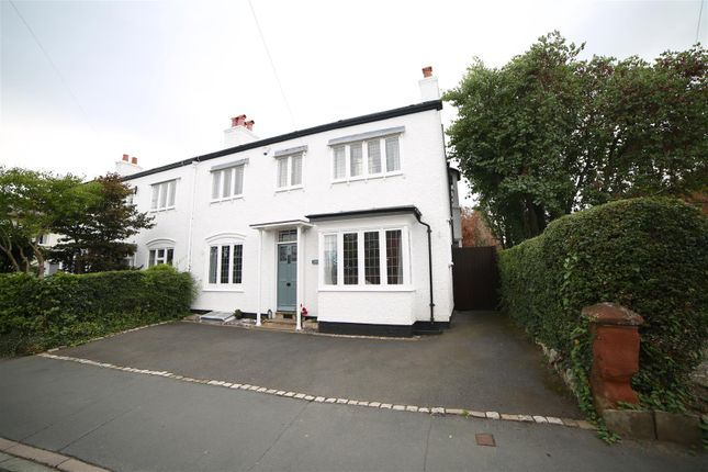 Thumbnail Semi-detached house for sale in Sutton Road, Shrewsbury