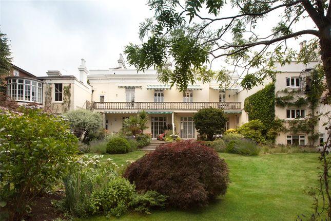 Thumbnail Flat for sale in Wimbledon Parkside, Elmley House, London