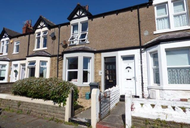 Thumbnail Terraced house to rent in Lake Road, Morecambe