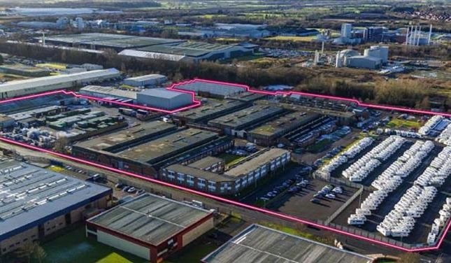 Thumbnail Commercial property for sale in Whinbank Park Industrial Estate, Aycliffe Business Park, Newton Aycliffe, County Durham