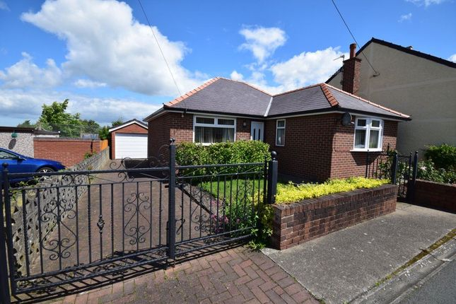 Thumbnail Bungalow to rent in Pentredwr, Rhosllanerchrugog, Wrexham