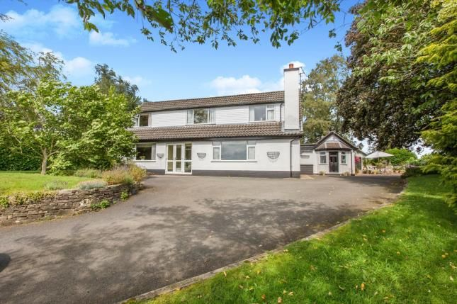 Detached house for sale in Newcastle Road, Woore, Crewe, Shropshire