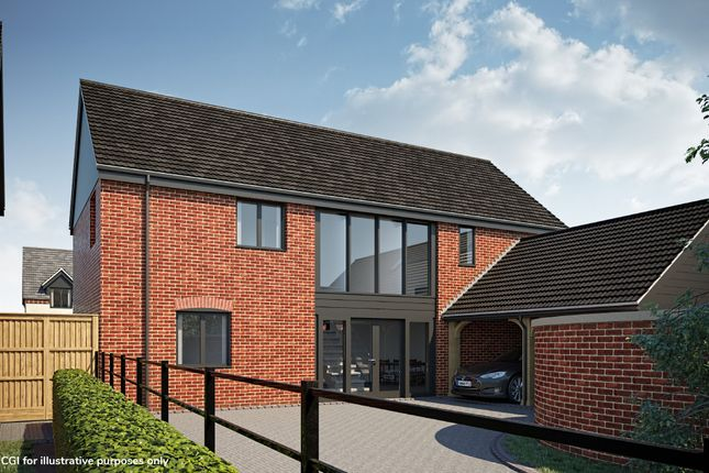 Thumbnail Detached house for sale in Plot 12 The Maple, Oakland Mews, Strumpshaw
