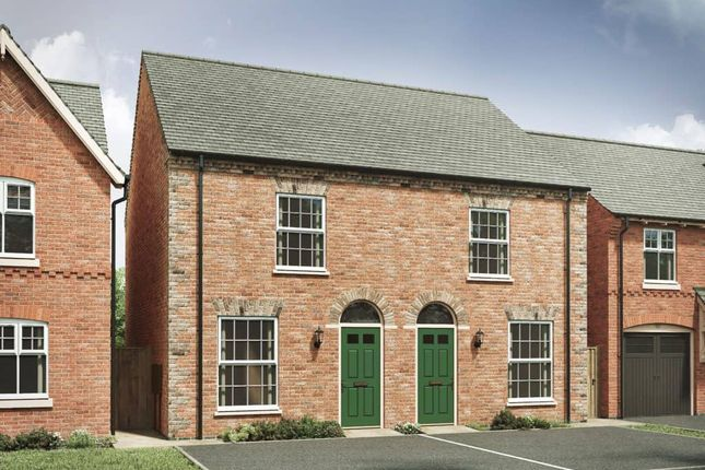 """2 bed semi-detached house for sale in """"The Dudley I"""" at Grange Road, Hugglescote, Coalville LE67"""