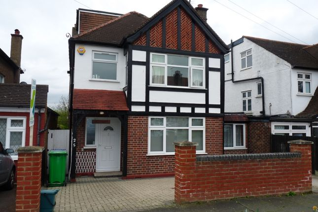 Thumbnail Detached house for sale in Ambleside Gardens, South Kenton