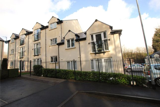 2 bed flat for sale in Caedelyn Court, Cherry Orchard Road, Lisvane, Cardiff