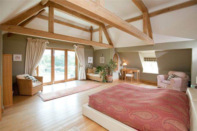Master Bedroom of Loders, Bridport, Dorset DT6
