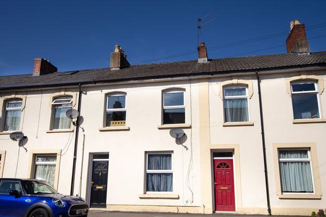 Planet Street, Adamsdown, Cardiff CF24