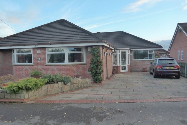 Thumbnail Detached bungalow for sale in Green Lane West, Freckleton, Preston