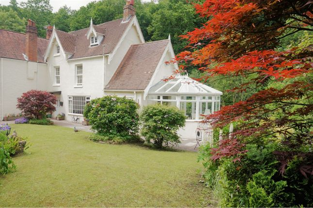 Thumbnail Semi-detached house for sale in Firgrove, Chepstow