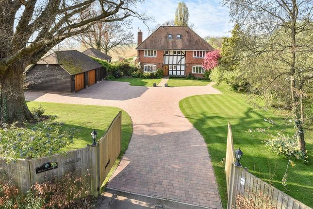 Thumbnail Detached house for sale in Smarden Road, Pluckley, Ashford