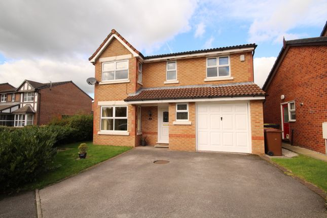 Thumbnail Detached house to rent in Rosewood, Preston