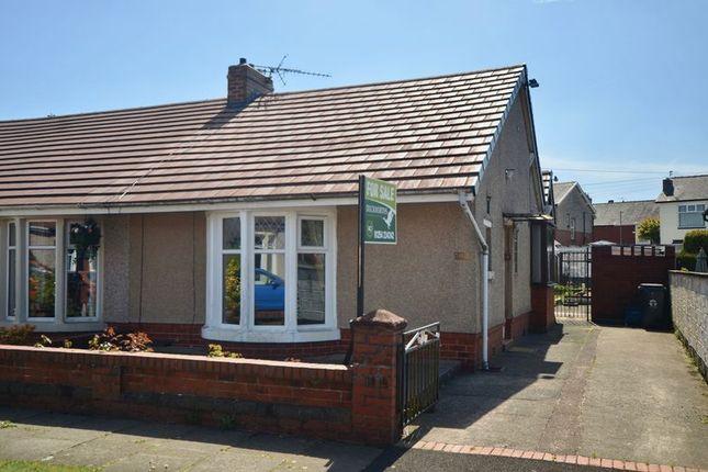 Thumbnail Semi-detached bungalow for sale in Ellerbeck Road, Accrington