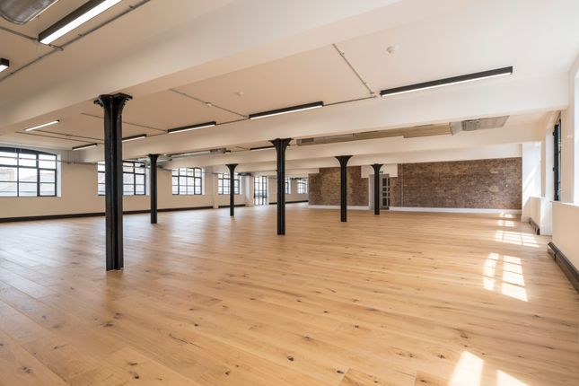 Thumbnail Office to let in Craftwork Studios, 1-3 Dufferin Street, Old Street, Old Street